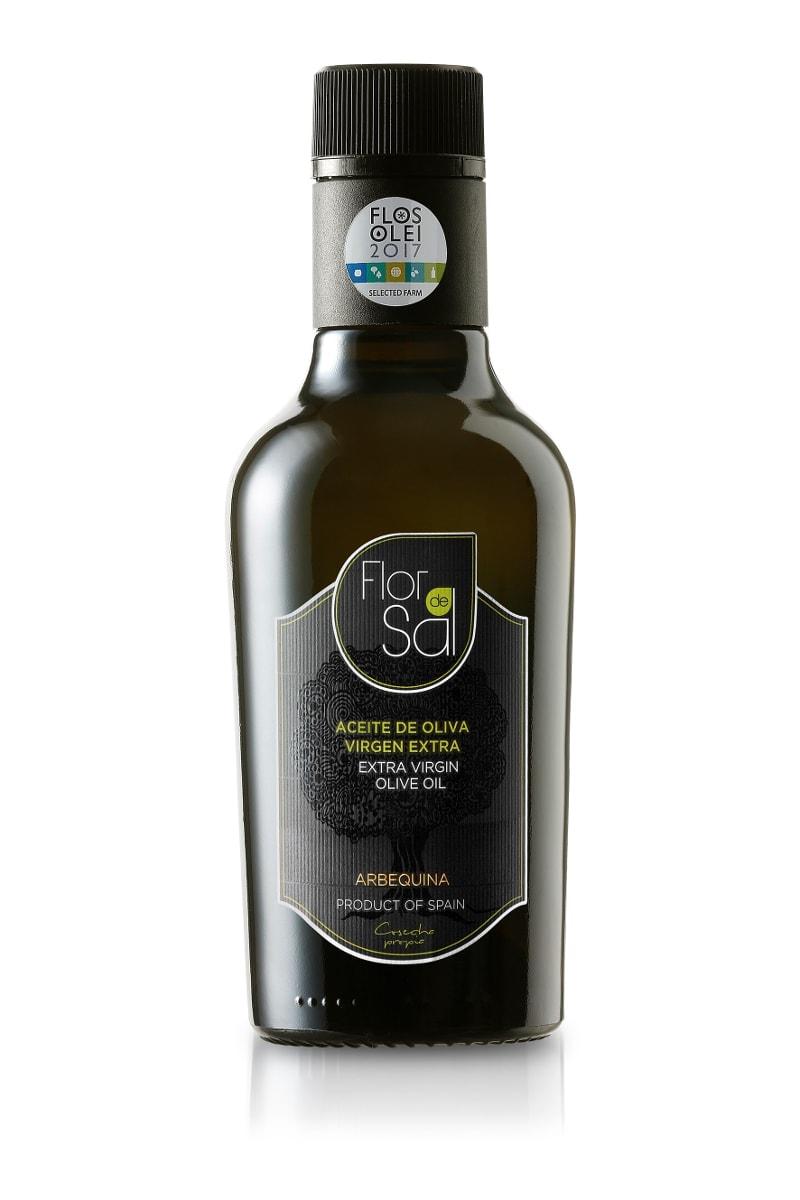 Botella 0.25 L Aceite Oliva Virgen Extra Arbequina