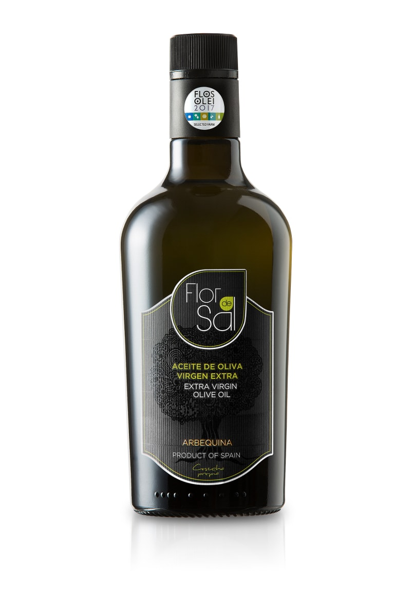 Botella 0.5 L Aceite Oliva Virgen Extra Arbequina